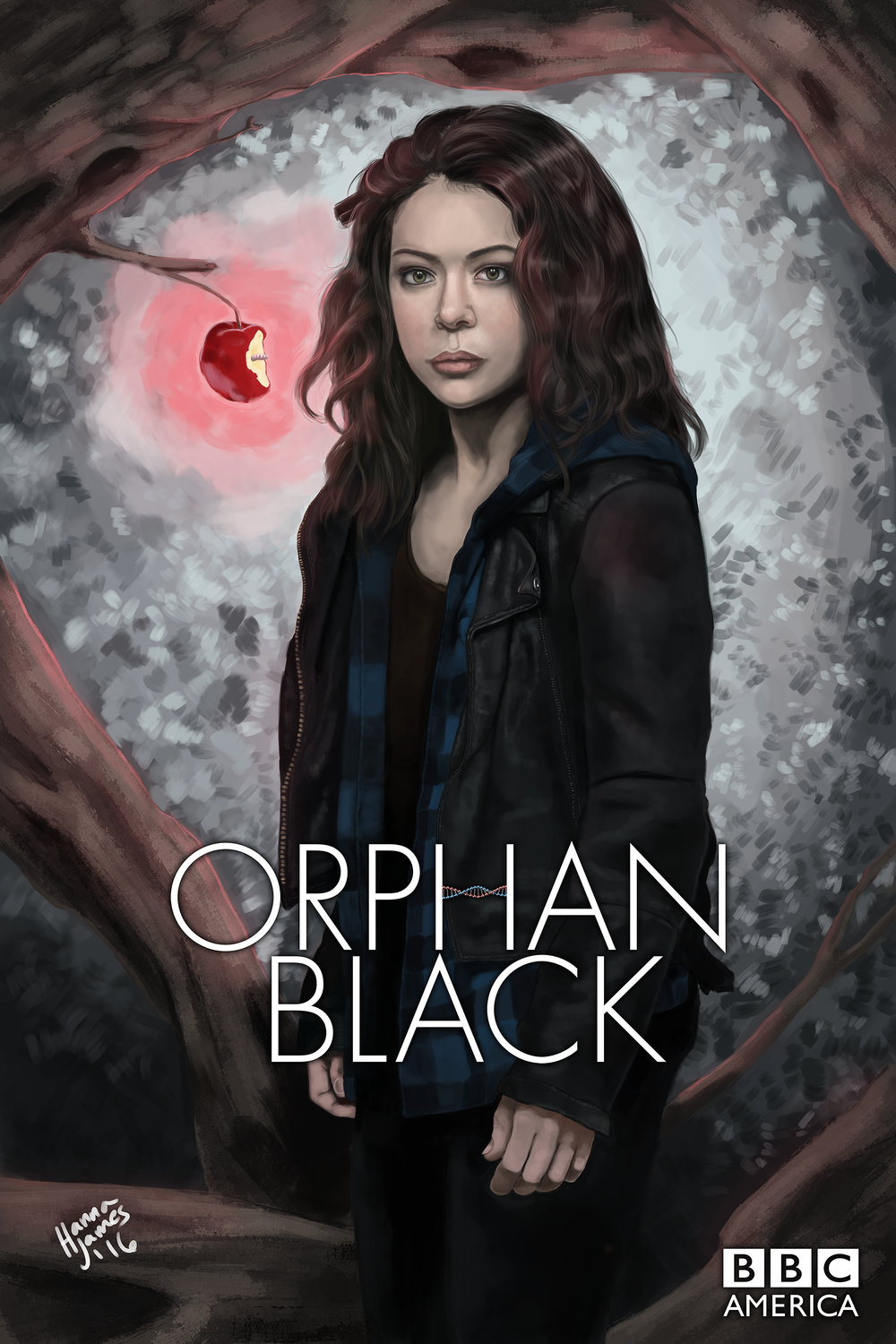 Orphan Black Concept | Sarah the Huntsman