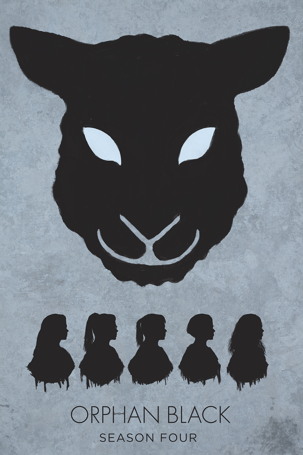 Orphan Black Concept | Sheep Mask