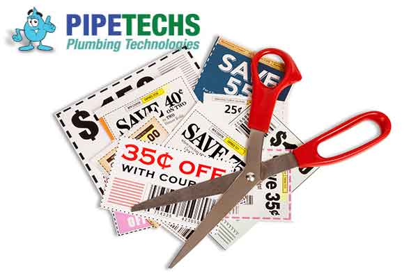 Coupons for Plumbing in Raleigh, NC