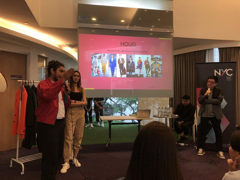 SHINE festival - Personal branding through styling talk @ SCAPE