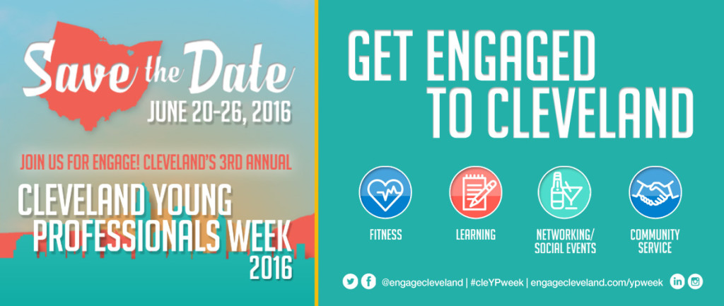 Save the Date for Cleveland YP Week — Engage! Cleveland Engage