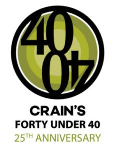 Crain's 40