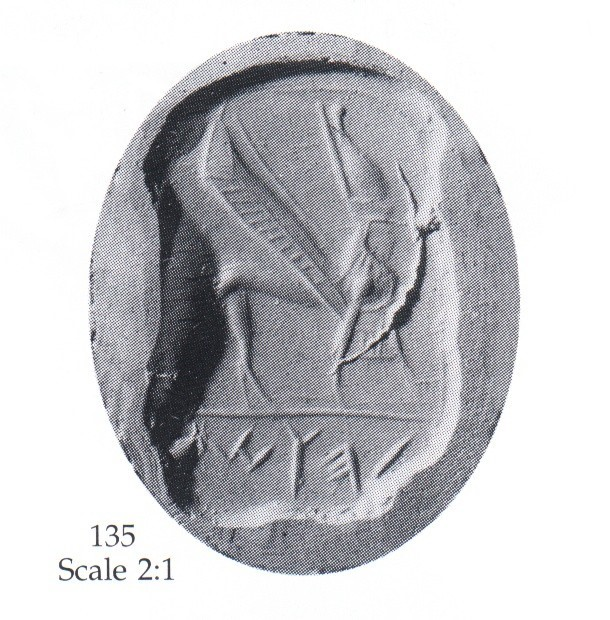 The Seal of a man named Hosea