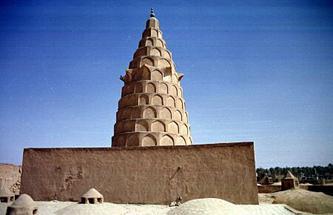 The tomb of prophet Ezekiel in Baghdad Iraq