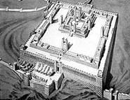 The Bait Hamikdash – Holy Temple in Jerusalem