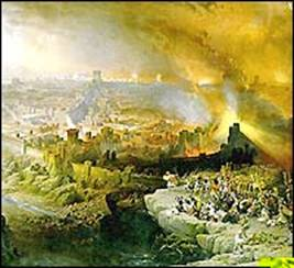 The Destruction of the Temple on the 9th of Av