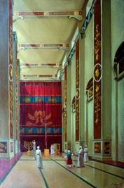 The Sanctuary in the Temple