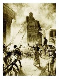 King Josiah cleaned out Jerusalem of its Idols