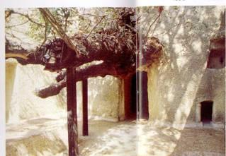 Joshua's Tomb in K'far Cheres, Israel