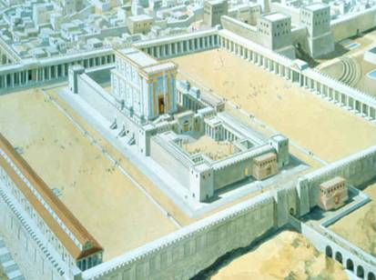 The Beit HaMikdash ~ The Holy Temple