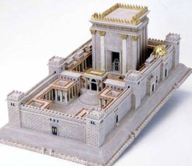 Yehoash was hidden in the Holy Temple when his Grandmother set out to kill every descendant of the Davidic Dynasty