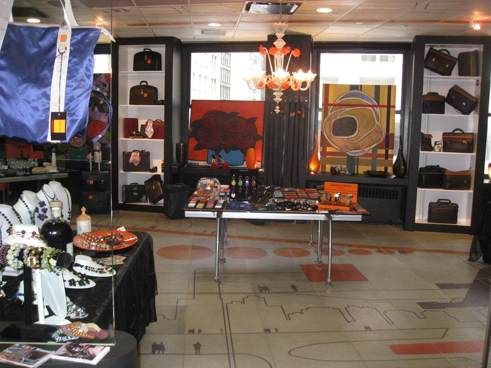 trunk show Clen Gallery - Fedon (14).JPG