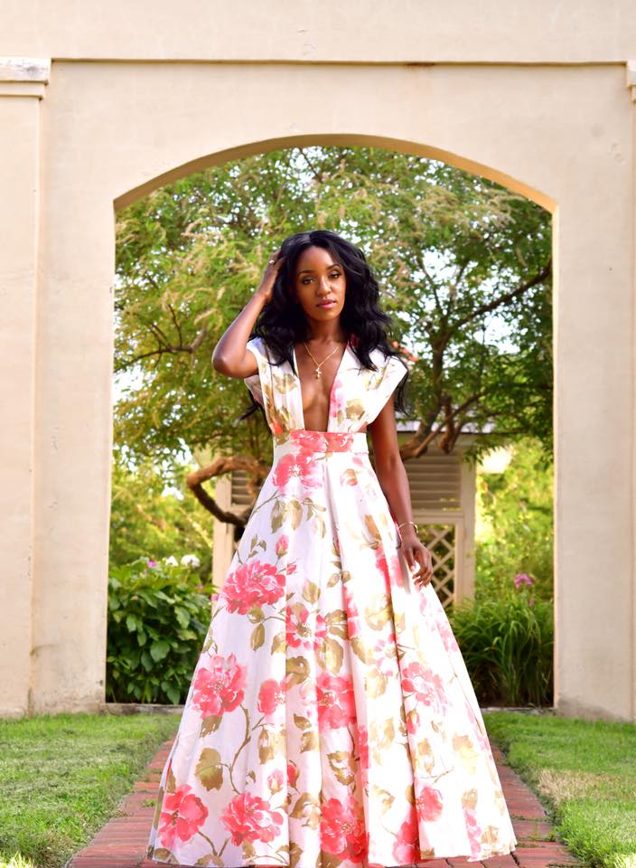 Jasmine Rhodes    - Designer/Founder of Kitty & Rhodes and pageant coach for Jasmine Jones!