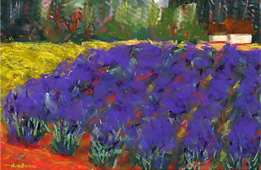 Some lavender