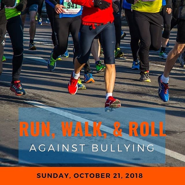 Race to support Bullying Prevention https://tinyurl.com/GEORGIA5K  #stopbullying #atlanta #silencetheshame #mentalhealth #v103atlanta #upliftwithkindness #Unitydaygeorgia #gwinnettcounty #atlantafalcons
