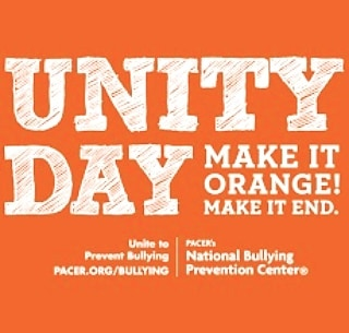 Wear orange today for Unity Day. United in KINDNESS, ACCEPTANCE, and INCLUSION. www.upliftwithkindness.com #upliftwithkindness #Unitydaygeorgia #unityday2018 #spreadlove #Atlanta #georgia #georgiaagainstbullying #stopbullying #antibullying #atlantafalcons #bekind