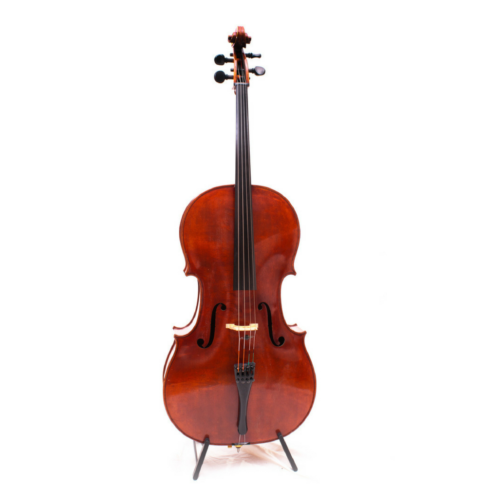 3/4 CELLO - 4 MTH $105.81 / 10 MTH $100.92 / MTHLY RE-RENTAL $56.11