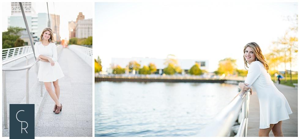 Class of 2015-senior photos-milwaukee graduation photos-Milwaukee lakefront-milwaukee art museum-emily eckhardt-chrissy rose photography-homestead high school-Third Ward Milwaukee
