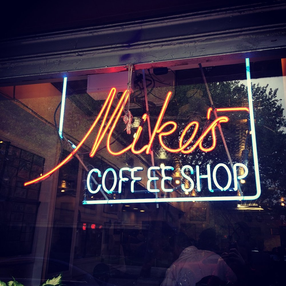 Mike's Coffee Shop Diner