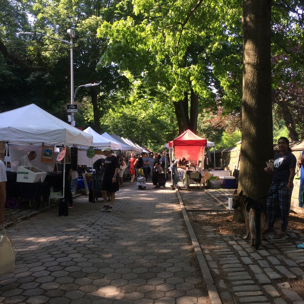 Farmer's Market - Saturdays from 8am - 4pm