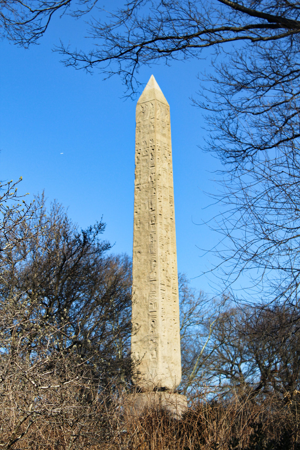 Obelisk from The Met