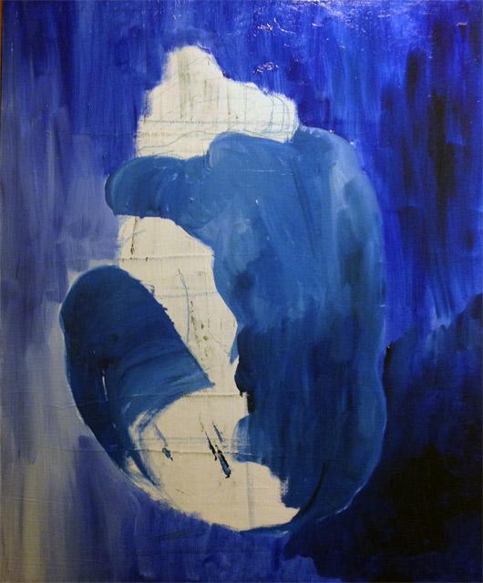 """""""Blue Nude"""" original by Picasso"""