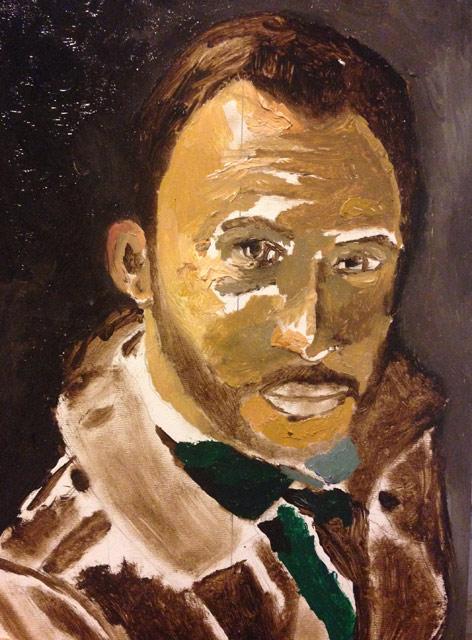 """Self Portrait"" 2016"
