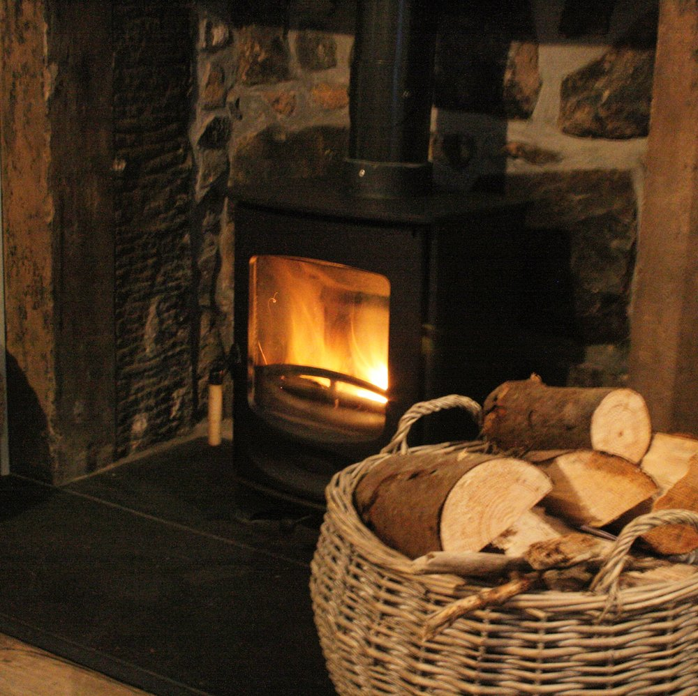 Woodburners @Boisdale Cottage