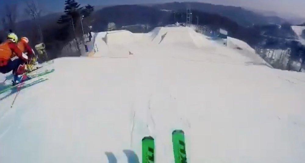 Cutting Skicross Liechtenstein