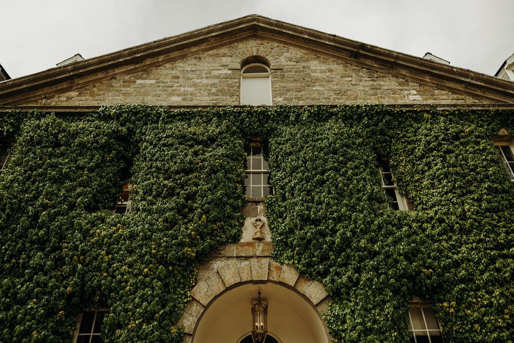 Castletown House - Celbridge Manor Hotel Wedding - Elopement Ireland-4.jpg