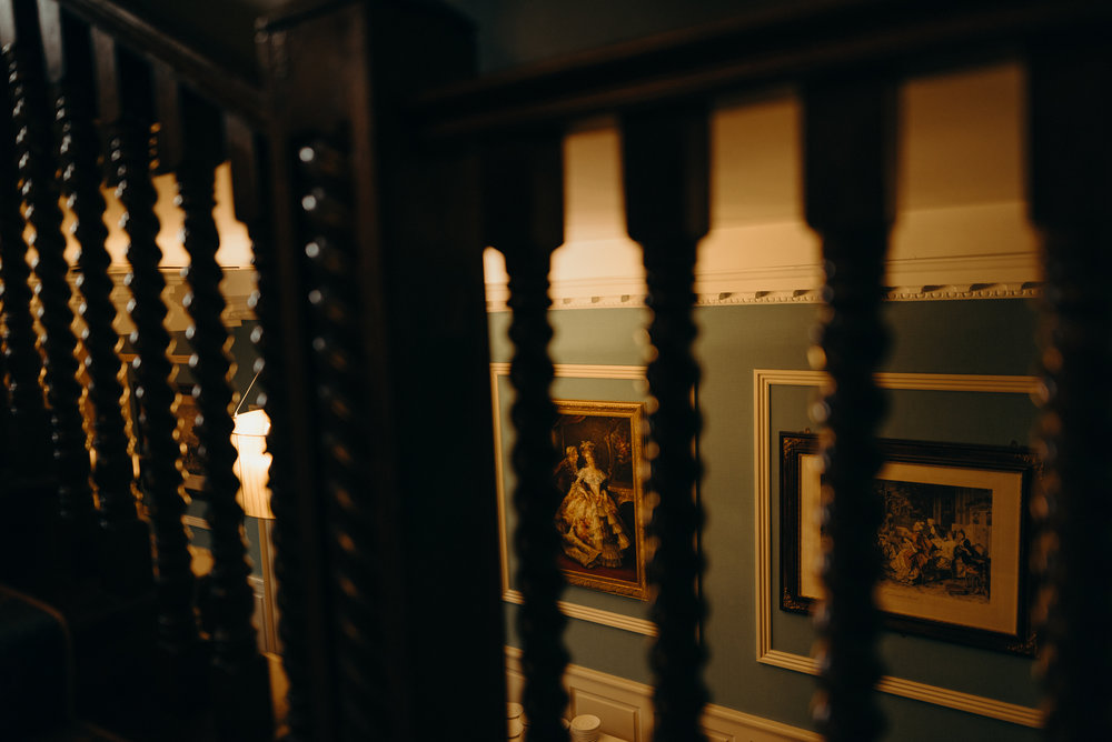 Castletown House - Celbridge Manor Hotel Wedding - Elopement Ireland-8.jpg