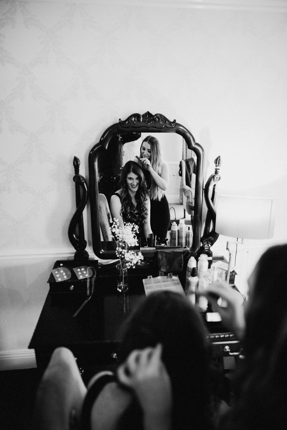 Castletown House - Celbridge Manor Hotel Wedding - Elopement Ireland-15.jpg