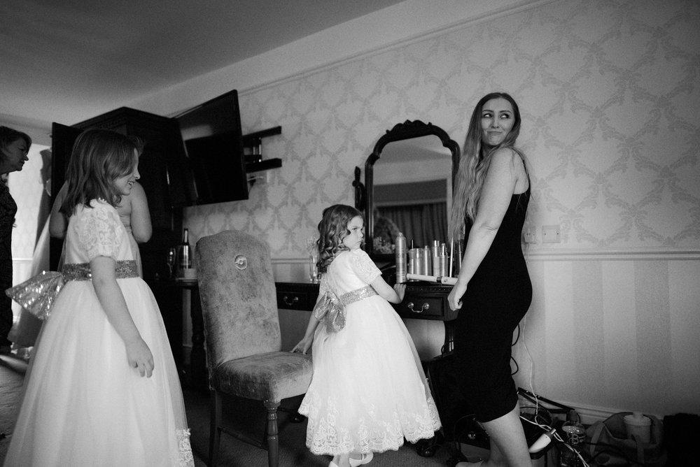 Castletown House - Celbridge Manor Hotel Wedding - Elopement Ireland-21.jpg