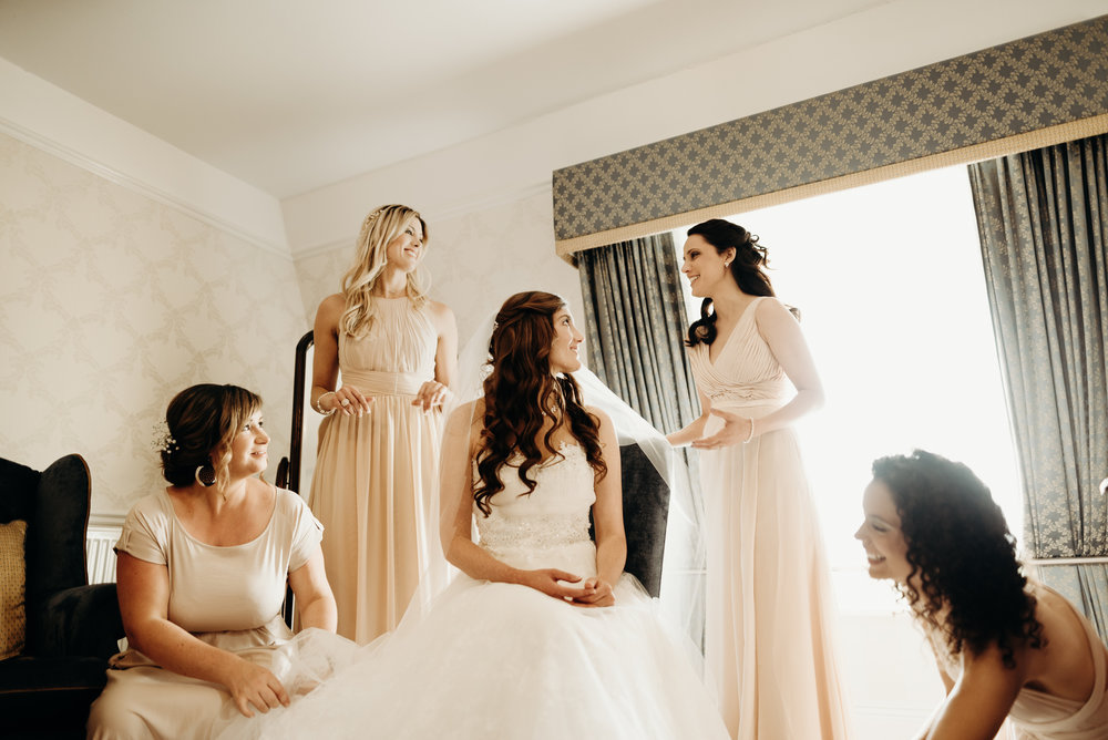 Castletown House - Celbridge Manor Hotel Wedding - Elopement Ireland-58.jpg