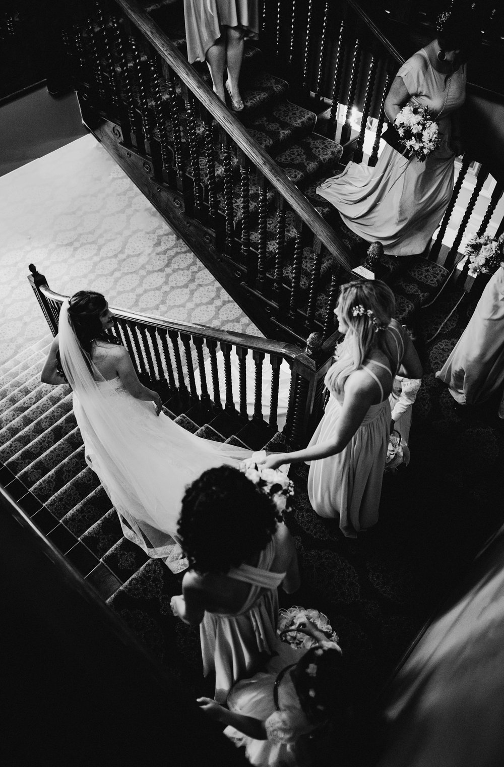 Castletown House - Celbridge Manor Hotel Wedding - Elopement Ireland-68.jpg