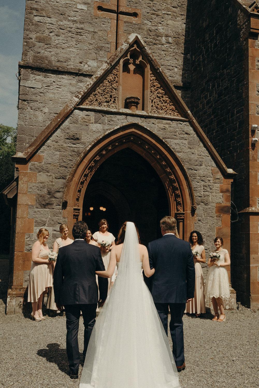 Castletown House - Celbridge Manor Hotel Wedding - Elopement Ireland-78.jpg