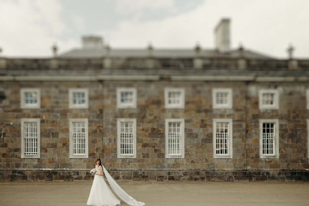 Castletown House - Celbridge Manor Hotel Wedding - Elopement Ireland-126.jpg