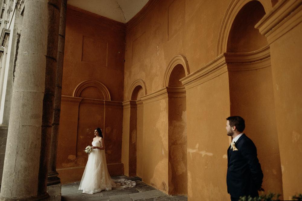 Castletown House - Celbridge Manor Hotel Wedding - Elopement Ireland-127.jpg