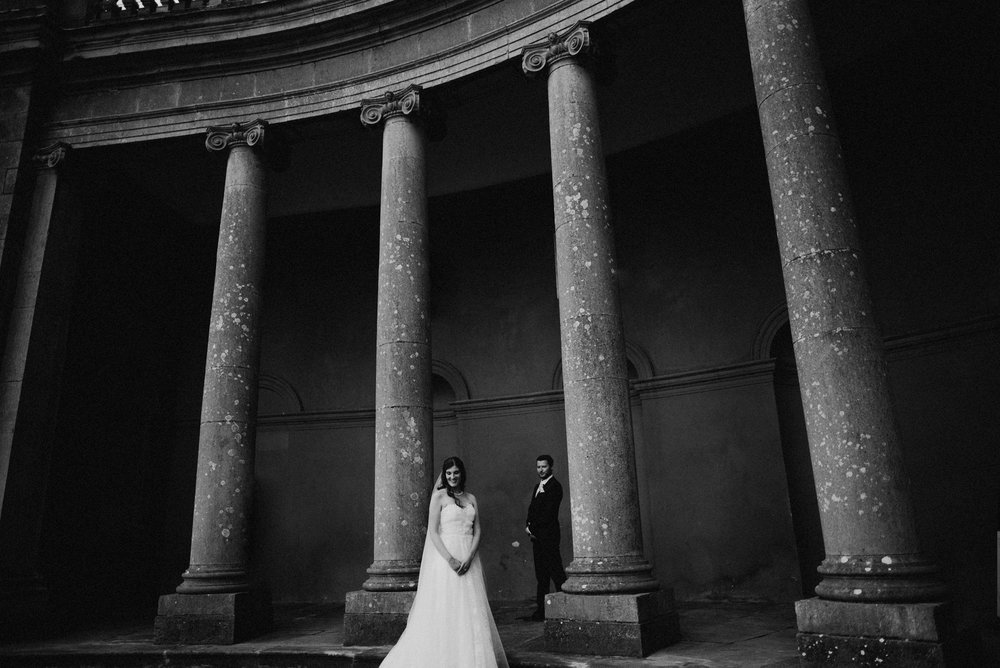 Castletown House - Celbridge Manor Hotel Wedding - Elopement Ireland-146.jpg