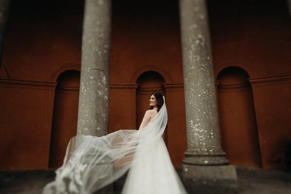 Castletown House - Celbridge Manor Hotel Wedding - Elopement Ireland-148.jpg