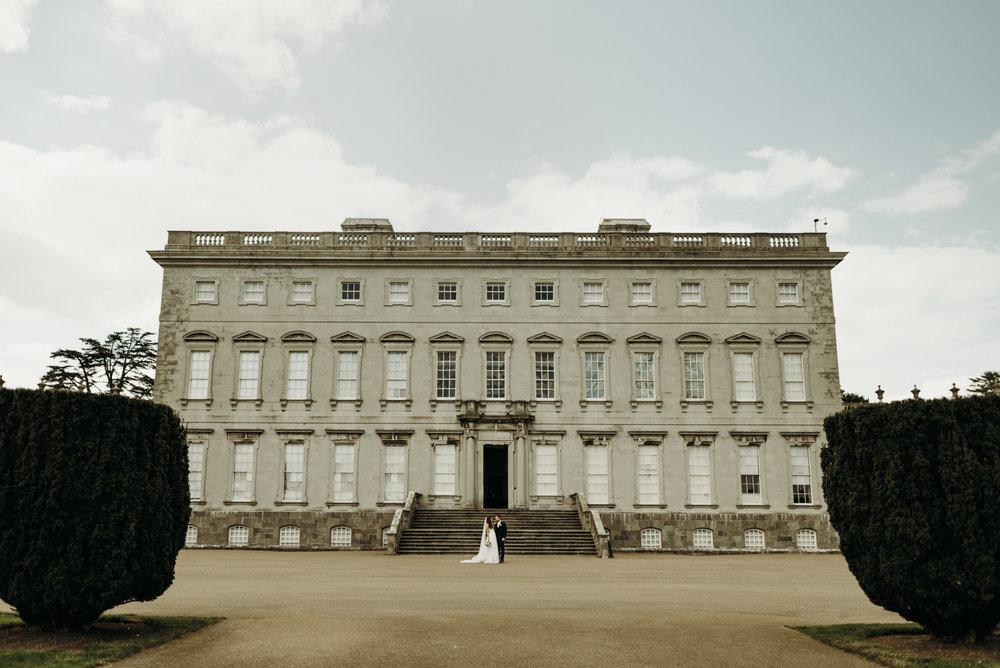 Castletown House - Celbridge Manor Hotel Wedding - Elopement Ireland-152.jpg