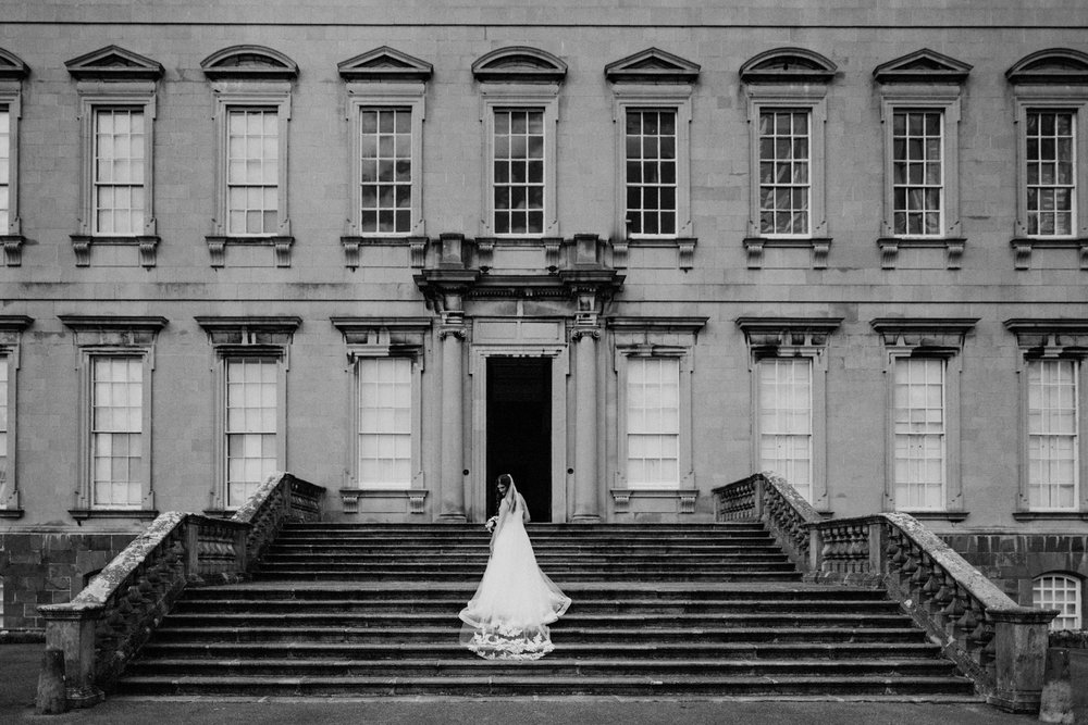 Castletown House - Celbridge Manor Hotel Wedding - Elopement Ireland-154.jpg