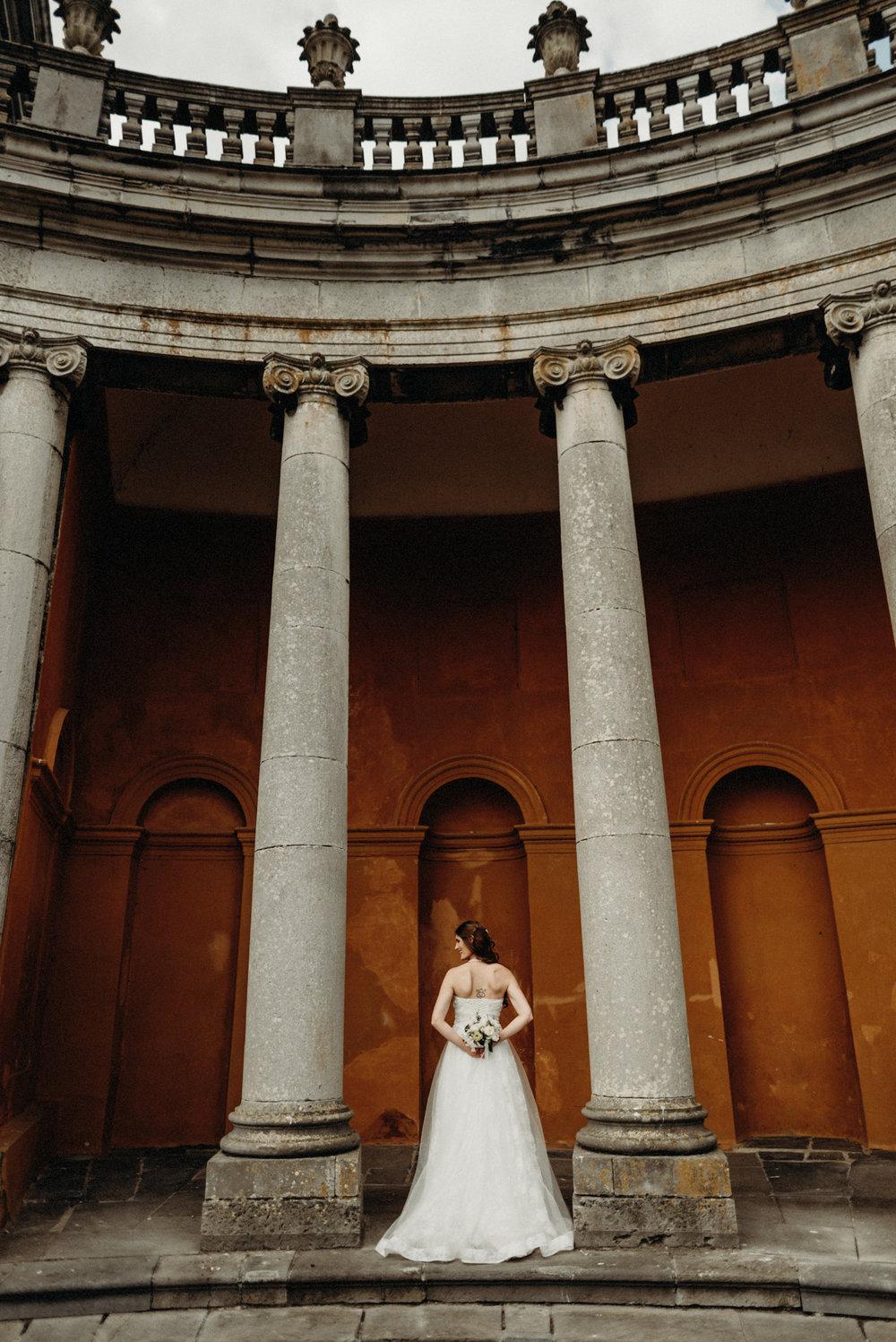 Castletown House - Celbridge Manor Hotel Wedding - Elopement Ireland-156.jpg
