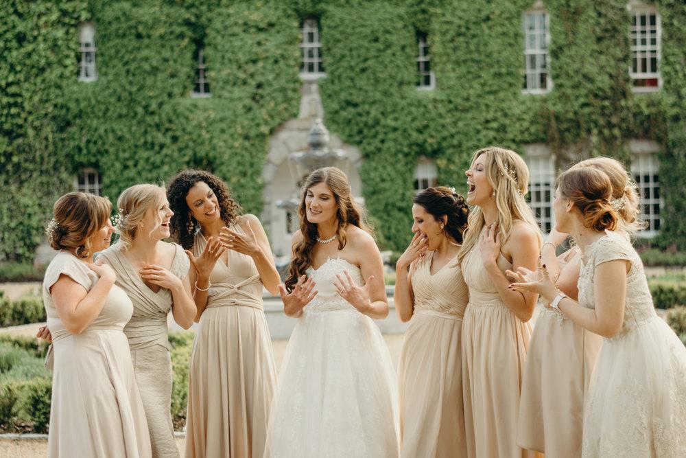 Castletown House - Celbridge Manor Hotel Wedding - Elopement Ireland-7.jpg