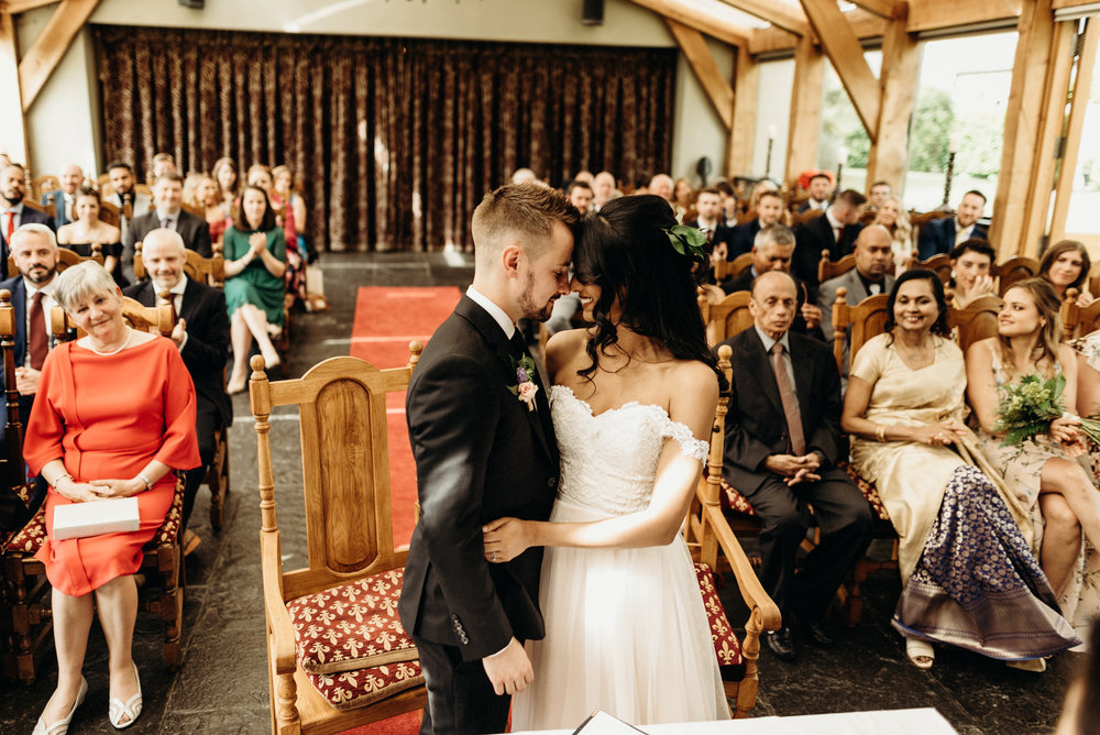 Alan&Naz- Barberstown Castle Wedding - Wedding photographer Ireland-84.jpg