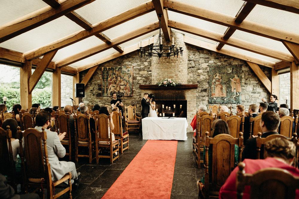 Alan&Naz- Barberstown Castle Wedding - Wedding photographer Ireland-88.jpg