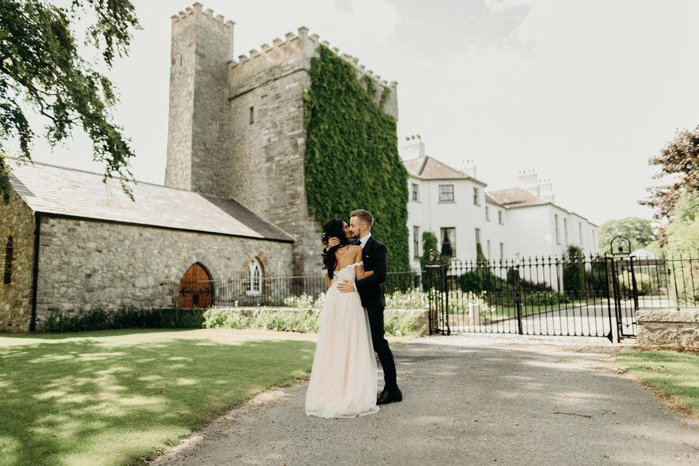 Alan&Naz- Barberstown Castle Wedding - Wedding photographer Ireland-132.jpg