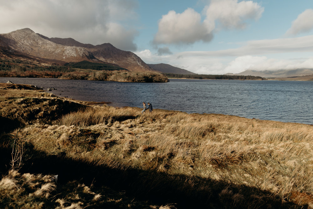 Connemara Elopement - Irish Wedding Photographer - Elopement Ireland-8.jpg