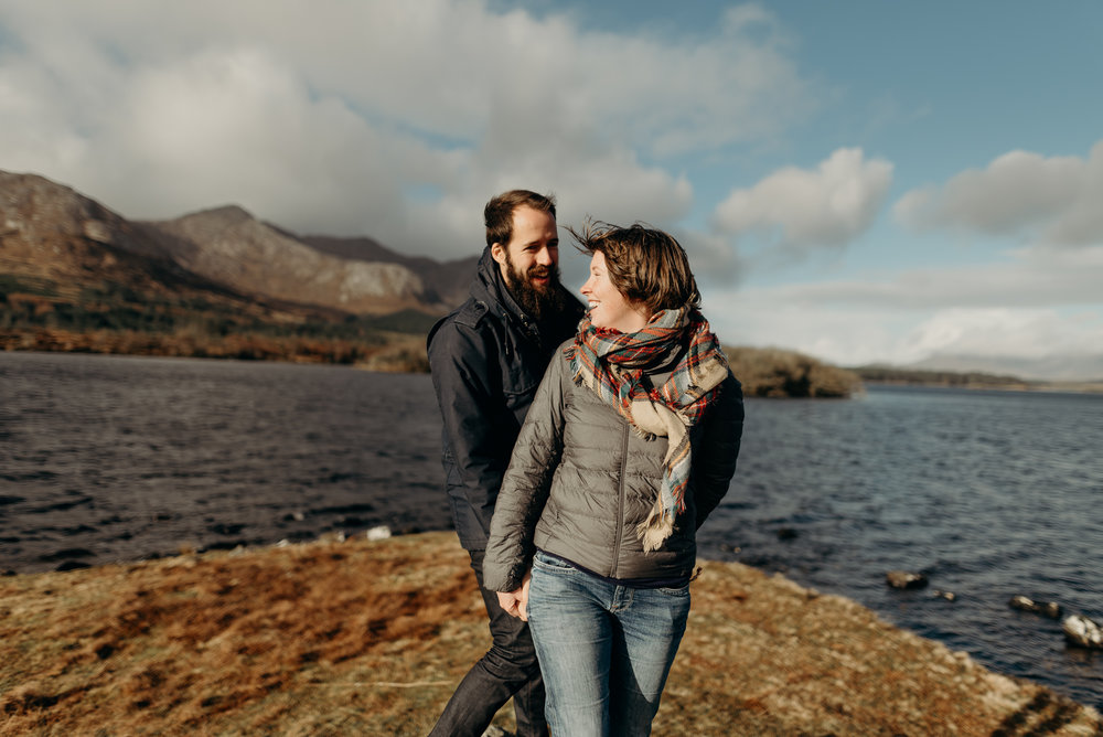 Connemara Elopement - Irish Wedding Photographer - Elopement Ireland-10.jpg