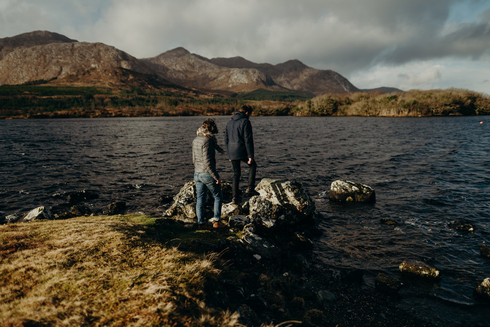 Connemara Elopement - Irish Wedding Photographer - Elopement Ireland-13.jpg